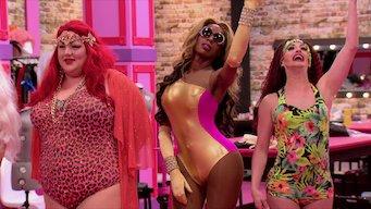 RuPaul's Drag Race: Season 9: Kardashian: The Musical